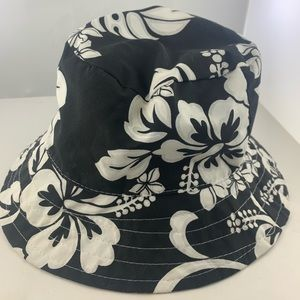 REVERSIBLE Tropical Bucket Hat
